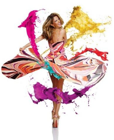 Цветовой вкус в моде!