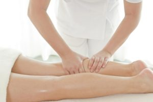 массаж лимфы