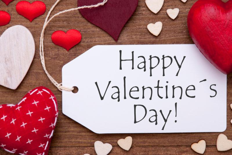 Подарок любимому на День Валентина