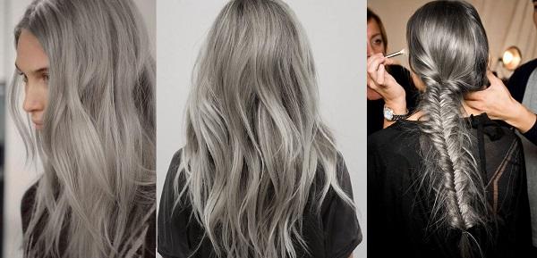окраска волос Громбре