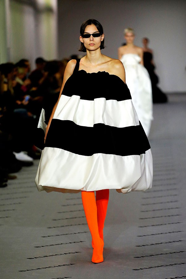платья юбки Demma Gvasalia