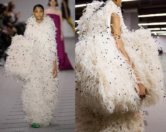 Demma Gvasalia платья