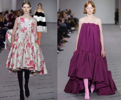 платья Demma Gvasalia