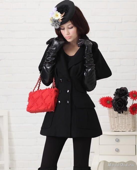 Женское пальто — модные тенденции осени, типы и фото
