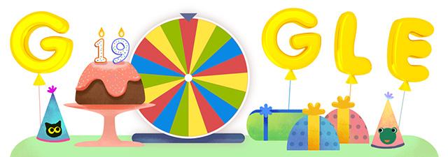 День Рождения Гугл! Google празднует 19 лет — с чего все начиналось?
