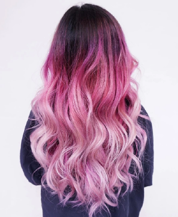 Блестящие волосы 24