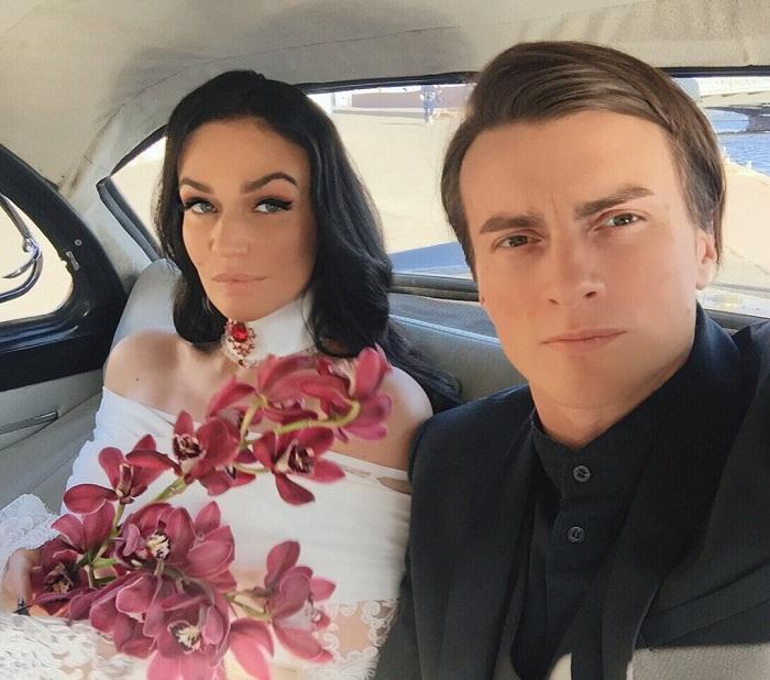 Алена Водонаева, новости инстаграма. Свежие фото со свадьбы