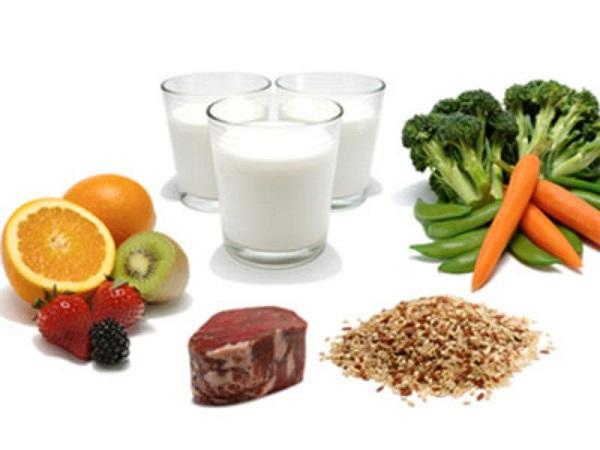 Диета при низком гемоглобине: рецепты, таблица, что можно