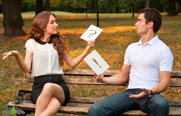 Разногласия между мужчиной и женщиной