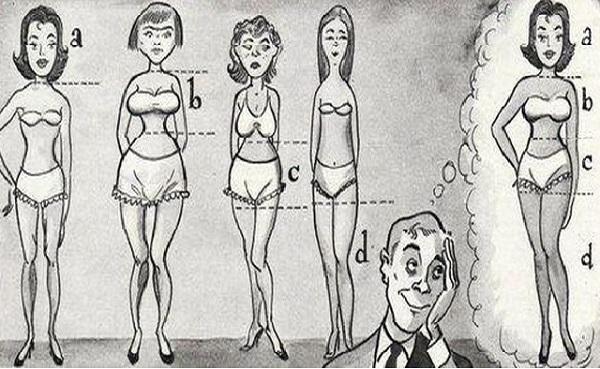 Какие женщины нравятся мужчинам?