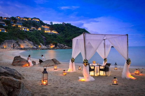Топ 10 самые романтические места на планете для отдыха