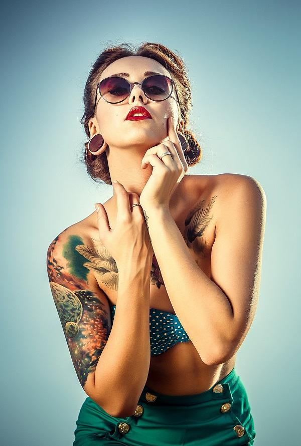 Женские татуировки — модные варианты наколок