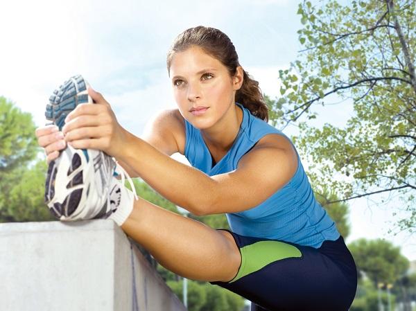 Упражнения на растяжку мышц ног