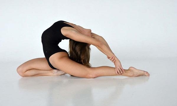 Женская художественная гимнастика