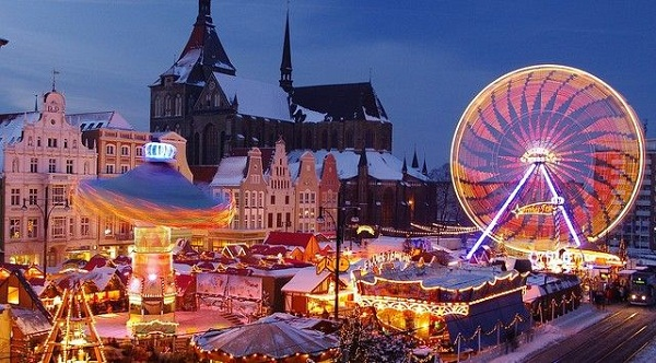 самые красивые рождественские ярмарки европы