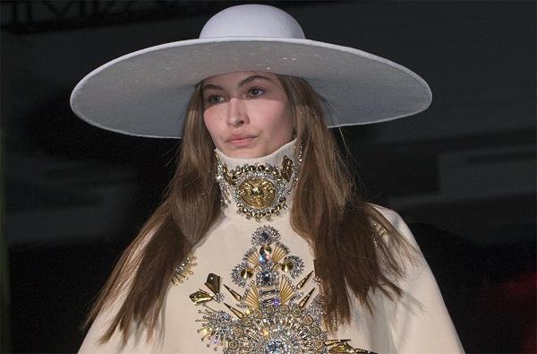 зимние женские шапки 2017-2018