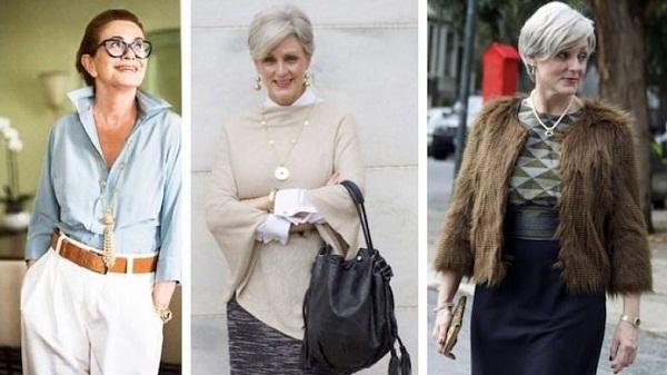 элегантные женщины в 40 лет