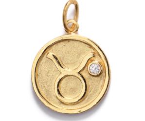 Кулоны со знаком зодиака Телец — особенности, цена, выбор изделия