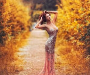 Не сдаемся: как носить платья осенью и не мерзнуть