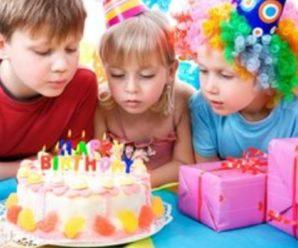Праздник для детей от 1 до 5 лет: идеи для волшебного торжества