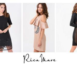 Модные платья и лучшие дизайнерские решения от RicaMare
