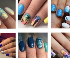 Тренды маникюра 2019 на лето: подбираем стильное покрытие