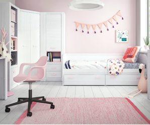 Интерьер детской комнаты: функциональность, безопасность и уют