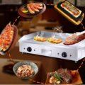 Преимущества оригинальных запчастей для кухонного оборудования (вакууматоров, гриль-плит)