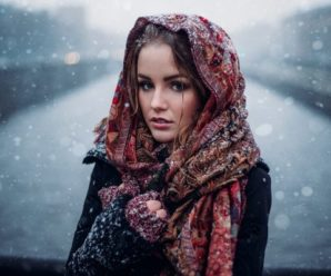 Платки – стильность образа