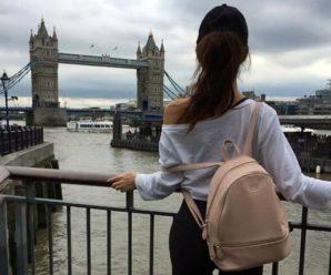 Выбираем удобный женский рюкзак
