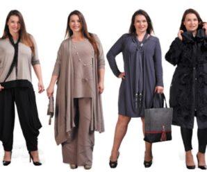 Покупаем женскую одежду больших размеров оптом в интернет-магазине Fashion-RF