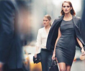 Лучшие офисные прически для образа деловой женщины