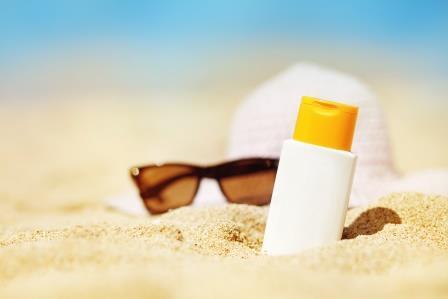 солнечный крем