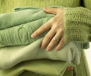 Как ухаживать за шерстяной одеждой